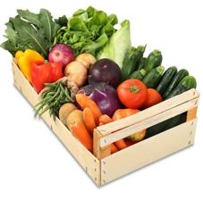 frutta e verdura bio dal BioOrti della Piana